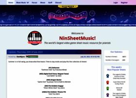 ninsheetmusic.org