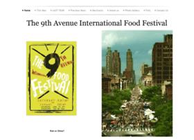 ninthavenuefoodfestival.com