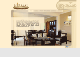 nirmaldevelopers.net