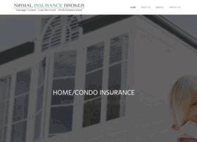nirmalinsurancebroker.com
