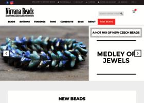 nirvanabeads.com