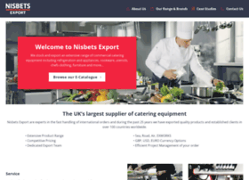 nisbets-export.com