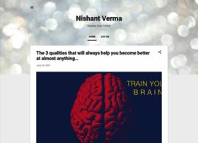 nishantverma.com