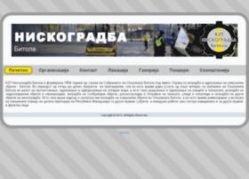 niskogradba.com.mk