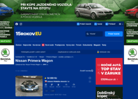 nissan-primera-wagon.autobazar.eu