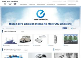 nissan-zeroemission.com