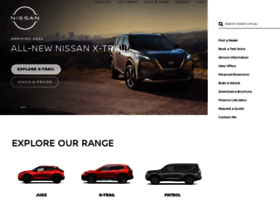 Nissan.com.au