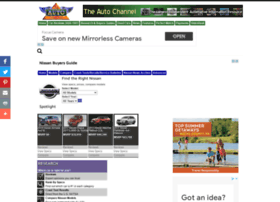nissanbuyersguide.theautochannel.com