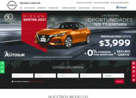 nissancancun.com.mx