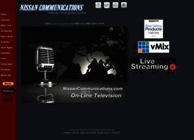 nissancommunications.com