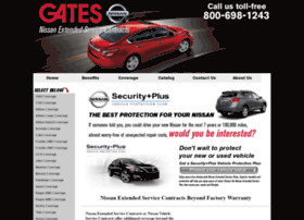 nissanextendedservicecontracts.com