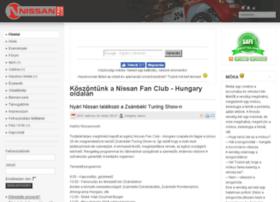nissanfanclub.hu