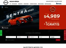 nissanmerida.com.mx