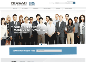 nissanmotor.jobs