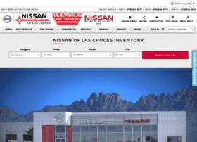 nissanoflascruces.com