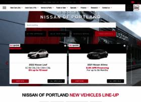nissanofportland.com