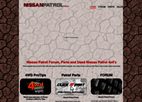 nissanpatrol.com.au