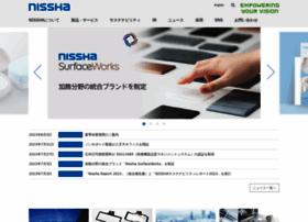 nissha.com