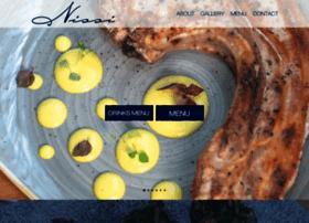 nissirestaurant.co.uk