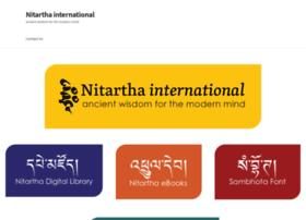 nitartha.org
