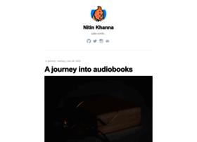 nitinkhanna.com