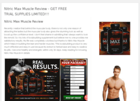 nitricmaxmusclereal.com