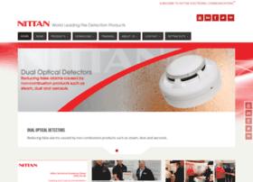 nittan.co.uk