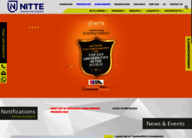nitte.edu.in
