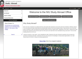 niu.studioabroad.com
