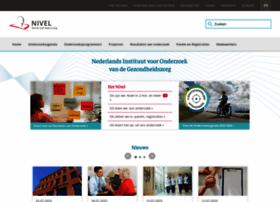 nivel.nl