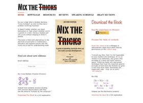 nixthetricks.com