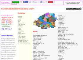 nizamabad.newsaads.com