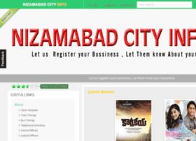 nizamabadcityinfo.com