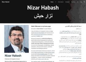 nizarhabash.com