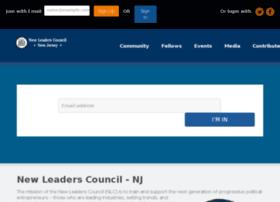 nj.newleaderscouncil.org