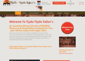 njalosafari.com