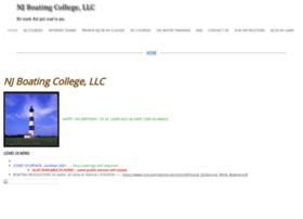 njboatingcollege.com