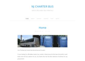 njcharterbus.com