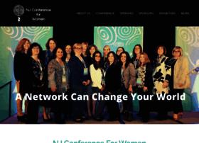 njconferenceforwomen.com