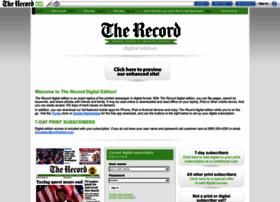 njm1therecord.newspaperdirect.com