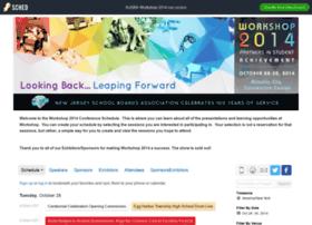 njsbaworkshop2014.sched.org