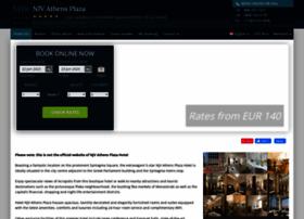 njv-athens-plaza.hotel-rez.com