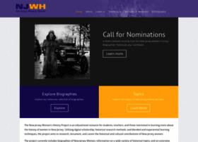 njwomenshistory.org
