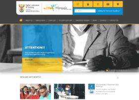 nkangalafet.edu.za