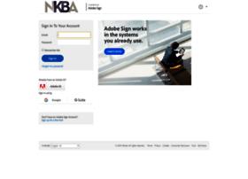 nkba.echosign.com