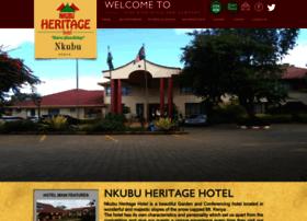 nkubuheritagehotel.com