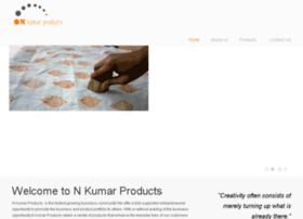 nkumarproducts.com