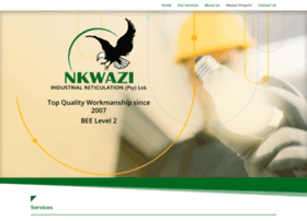 nkwazi.co.za
