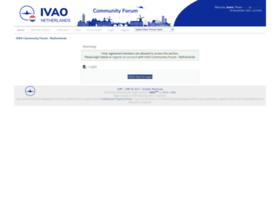 nl.forum.ivao.aero