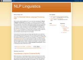nlplinguistics.blogspot.com